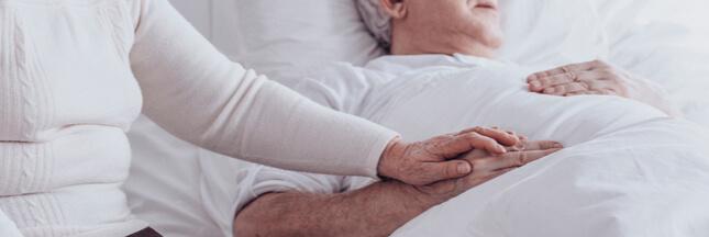 Un algorithme pour connaître la date de décès des malades en fin de vie
