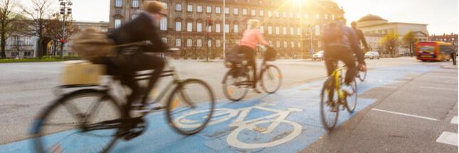 Faire plus de vélo pourrait sauver 10.000 vies par an