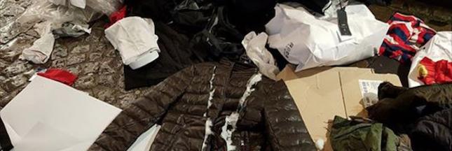 À Rouen, Celio jette les vêtements invendus à la poubelle