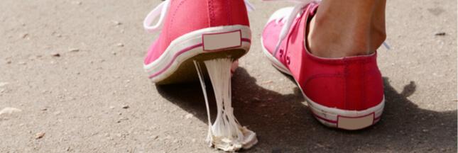 Gumdrop: une initiative originale qui permet le surcyclage des chewing-gums