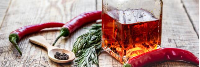 Recette – Comment faire son huile d'olive pimentée maison?