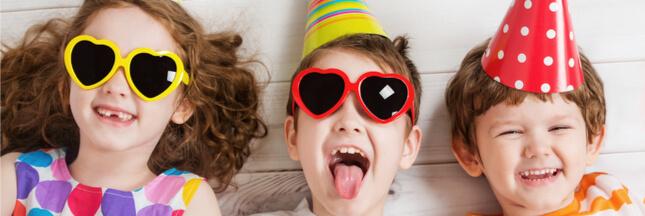 5 idées d'activités pour le goûter d'anniversaire de votre enfant