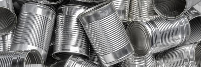 Les boîtes de conserve seraient mauvaises pour la digestion des aliments