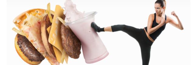 L'OMS veut éradiquer les mauvaises graisses des assiettes