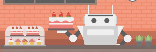 Ce restaurant dont les cuisiniers sont des robots