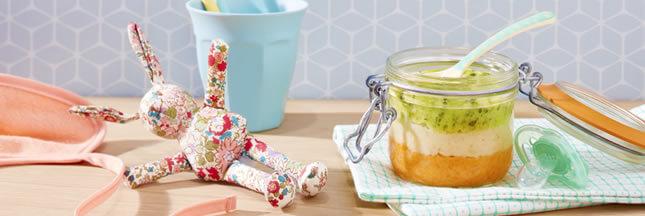 Comment préparer des petits pots maison en conserve pour mon bébé?