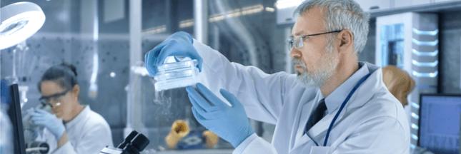 Connaissez-vous les banques de bactéries?