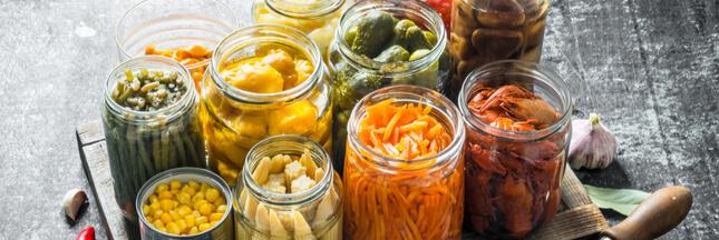Comment bien conserver les aliments?