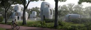 Project Milestone : un quartier de maisons imprimées aux Pays-Bas