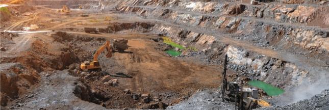 Exploitation des terres rares et métaux stratégiques: quel est l'impact des mines à ciel ouvert?