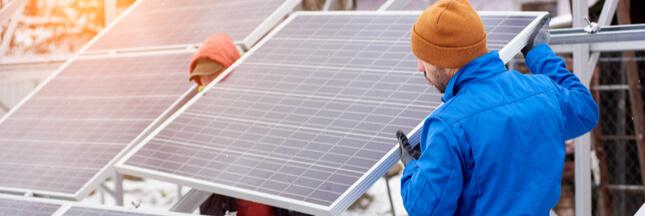 Veolia innove dans le recyclage des panneaux solaires
