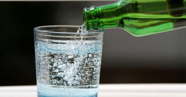 7 bonnes raisons d'utiliser l'eau pétillante en cuisine