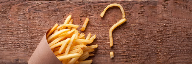 Quiz: 7 faits surprenants sur les frites