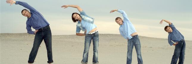 Une personne sur quatre en danger par manque d'exercice physique