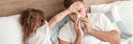 éviter la grippe