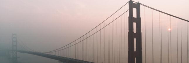 Incendie en Californie: l'air est aussi irrespirable que celui de Pékin