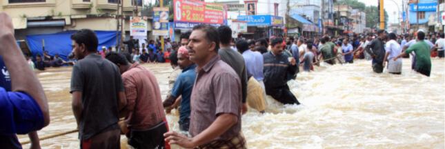Les catastrophes naturelles auront coûté 84 milliards en 2018