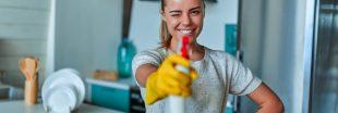 Le vinaigre blanc, l'arme du nettoyage écolo