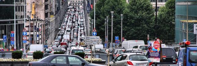 D'ici 2030, les voitures neuves de l'UE pollueront un tiers de moins