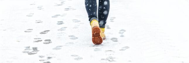 Verglas et neige: mollo sur le sel!