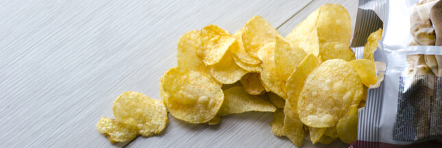 Le cracking des aliments: un procédé industriel qui n'a vraiment rien de craquant