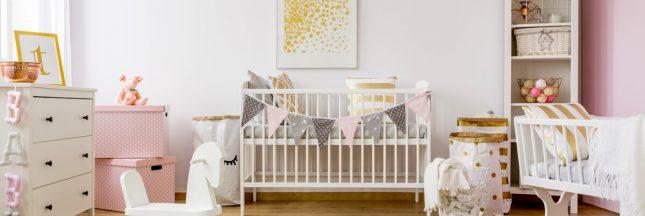 chambre bébé naturelle