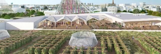 La plus grande ferme urbaine du monde va ouvrir à Paris