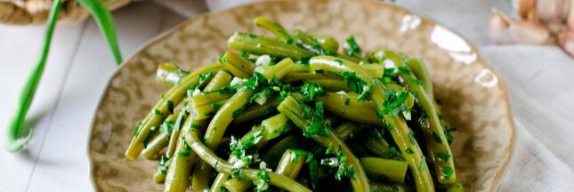 Rappel produit – Haricots verts très fins surgelés