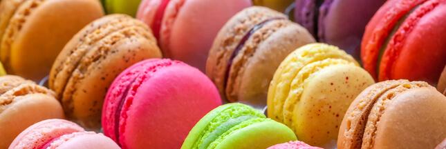 Alerte sur les colorants contenus dans certains macarons