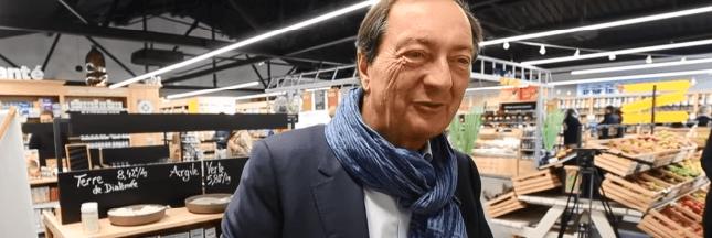 Produits bio: Michel-Edouard Leclerc propose une TVA zéro