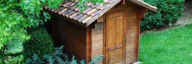 Abri de jardin en bois: une construction respectueuse de l'environnement