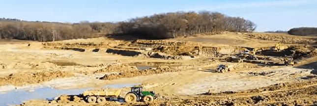 Clash dans le Lot-et-Garonne: les agriculteurs refusent de détruire le barrage de Caussade jugé illégal!