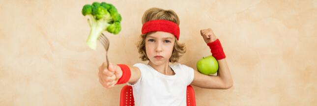 Mon enfant veut devenir végétarien: comment l'accompagner?