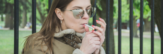 Sondage – Interdiction de fumer dans les parcs urbains, votre avis?