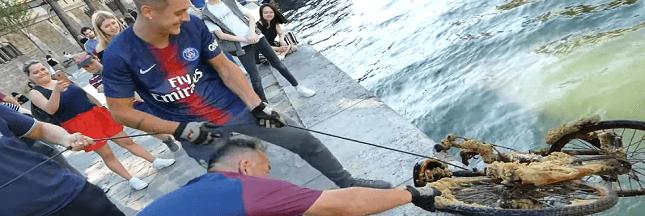 La pêche à l'aimant, le nouveau loisir écolo qui attire de plus en plus d'adeptes