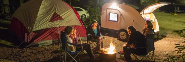 Fin des campings pas chers: des Français renoncent aux vacances