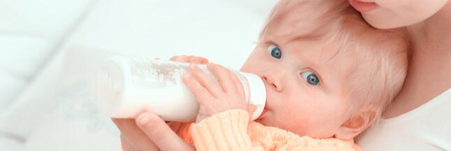 Des chercheurs jugent le lait infantile hypoallergénique inefficace
