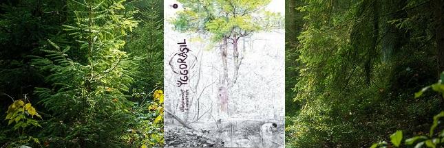 Sélection livre: Yggdrasil, le dernier magazine avant l'effondrement