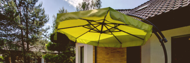 Parasol, pergola, voile: bien se protéger du soleil sur sa terrasse
