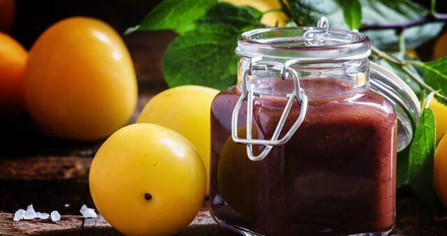 Chutney de mirabelles: du peps en bocal pour l'automne
