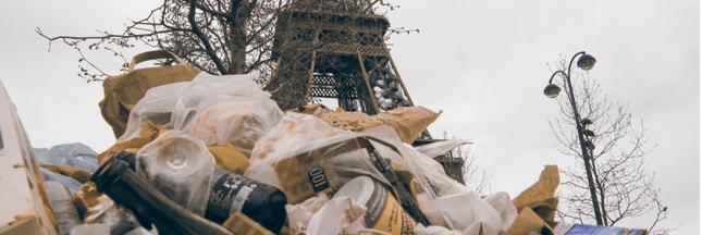 Paris la romantique, ville la plus sale d'Europe?