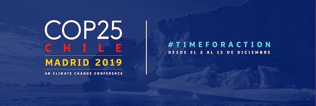 COP25: le temps de l'action est venu
