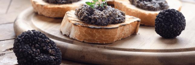 Vrais ou faux produits du terroir? Les truffes