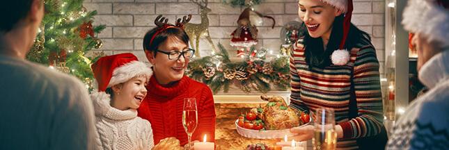 Bingo des commentaires anti-vegan que l'on risque d'entendre le plus à Noël