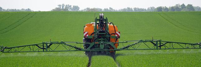 Glyphosate: plus de 30 produits retirés du marché