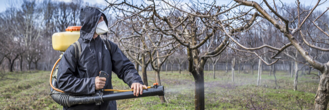 Même l'air que nous respirons est pollué par les pesticides