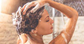 gel douche maison