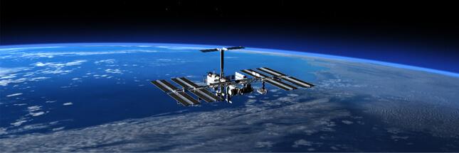 Un élevage de poissons dans l'espace dès 2021?