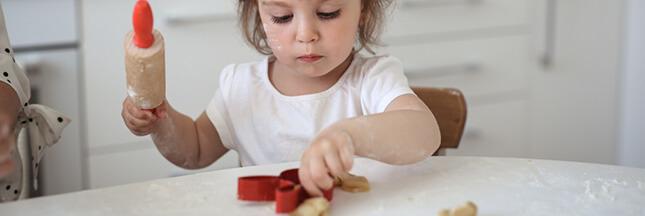 Les idées créatives en pâte à sel pour les enfants