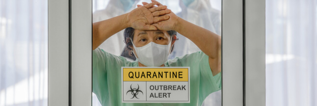 En Chine, 70% des malades ont guéri du coronavirus